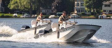 Michigan DUI Boating Patrols