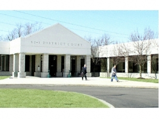 Picture of the 52-1 District Court in Novi Michigan where local DUI / OWI / Drunk Driving charges are prosecuted