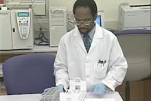 Dr. Felix Adatsi, formerly in charge of the Michigan State Police Forensic Science Division's section on blood alcohol testing, has not bee replaced in over two years since he accepted a position out-of-state